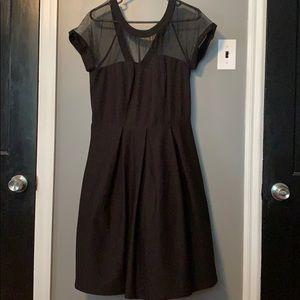 Black 50's inspired dress